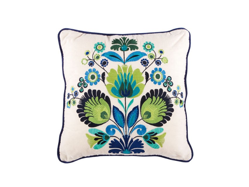 Buy Anika (green) Cushion