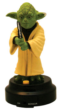 Buy Yoda Dashboard Driver Toy