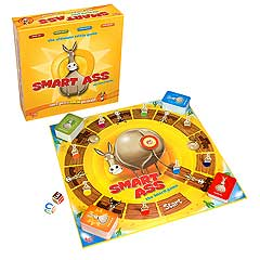 Buy Smart Ass Board Game