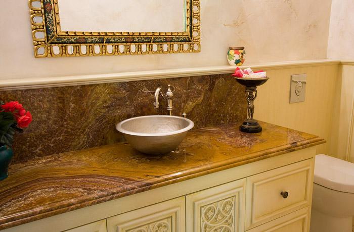 Buy Stone and Marble Bathrooms & Vanities