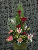 Buy Flowers - boxed arrangement