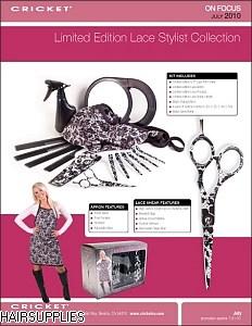 Buy Cricket Lace Styling Kit