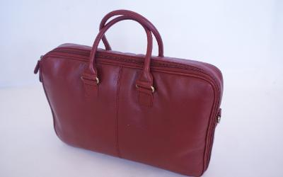 Buy Leather Briefcase/Computer Bag 3623