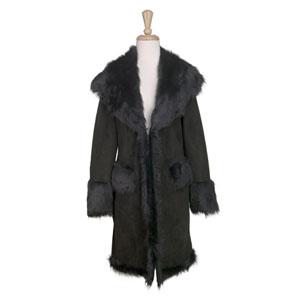Buy Women's St. Regis Suite Shearling Coat