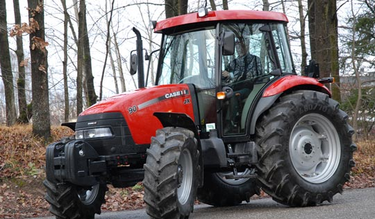 Buy JX series tractors