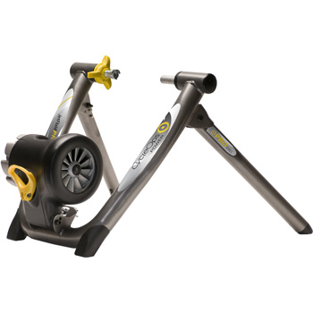 Buy Turbo Trainer with DVD, CycleOps Jet Fluid Pro