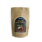 Buy Organic Raw Cacao Powder 125g