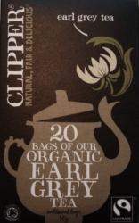 Buy Organic Tea Earl Grey 20 tbags