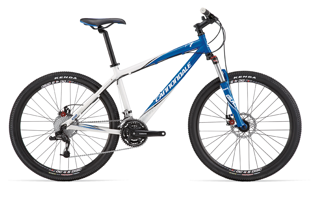 Buy Mountain Bikes, Cannondale F7