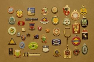 Buy Metal badges