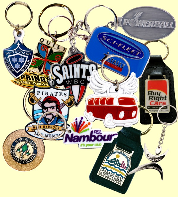 Buy Key rings - custom made
