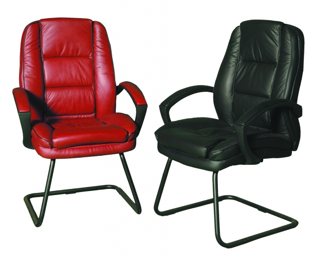 Buy Leather Visitors Chairs