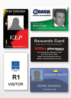 Buy Security cards - photo ID and loyalty cards