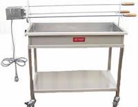 Buy Mini spit roast machine
