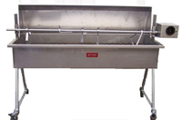 Buy Spit roast machines - pan technic