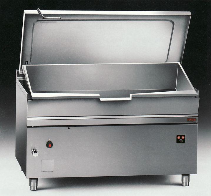 Buy Tilting braising pans - 160L & 200L