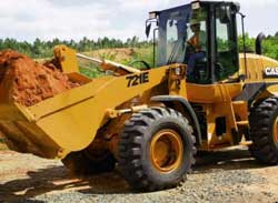 Buy Loaders, Model CASE 721E