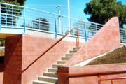 Buy Balustrade, handrails, safety rails and platforms