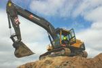 Buy Excavators, Model Volvo EC210B LC