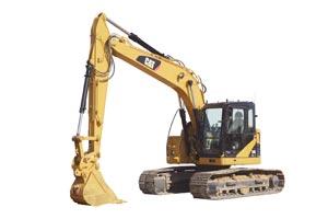 Buy Excavators, Model Caterpillar 314D LCR (15 ton excavator)