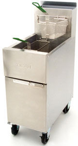 Buy DEAN gas fryer