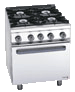 Buy Four burner gas oven