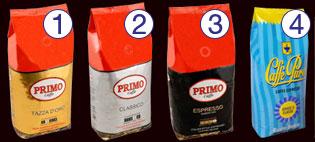 Buy Primo coffee