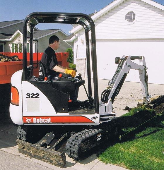 Buy Excavators, Model 332 Compact