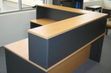Buy Reception Desks, FON RHL