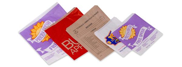 Buy Bags - paper & plastic