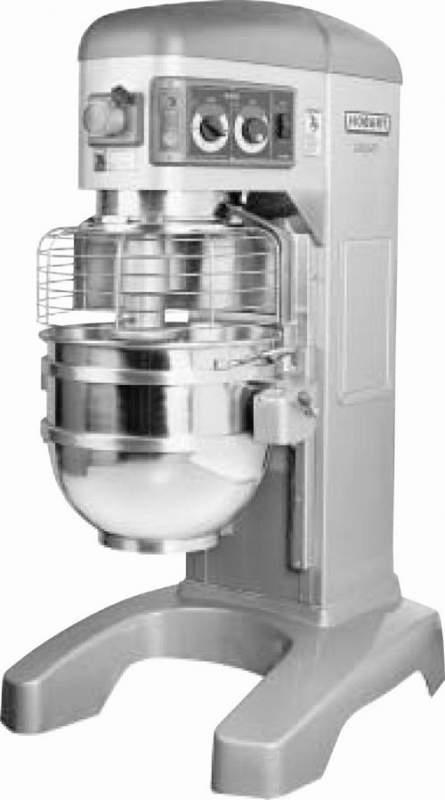 Buy Hobart HL600-10STDA mixer