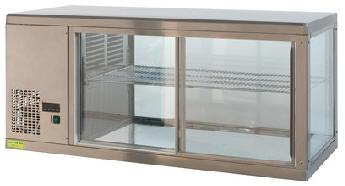 Buy Straight glass counter top display