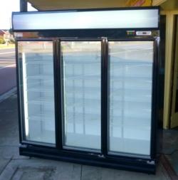 Buy 3 door fridge