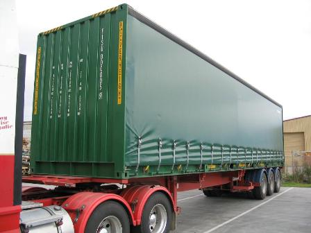 Buy Curtain Side Containers