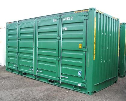 Buy Side Opening Containers