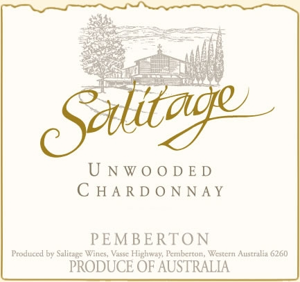 Buy Salitage Unwooded Chardonnay 2009 Wine