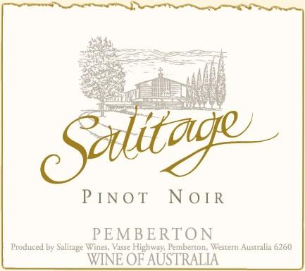 Buy Salitage Pinot Noir 2009 Wine