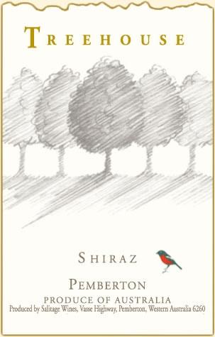 Buy Treehouse Shiraz 2007 Wine