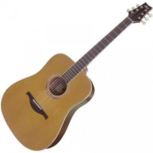 Buy Lag Autumn Dreadnought Acoustic Guitar