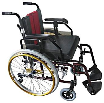 Buy Luxury Lightweight Wheelchair