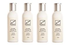 Buy Lavender Massage Oil (200ml)
