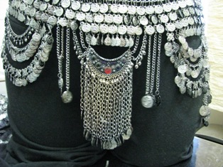Buy Belly Dance Coin Belts