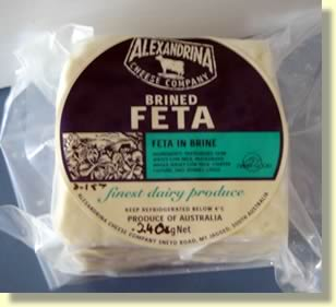 Buy Fleurieu Feta, Natural