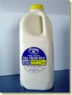 Buy Full Cream Jersey Milk