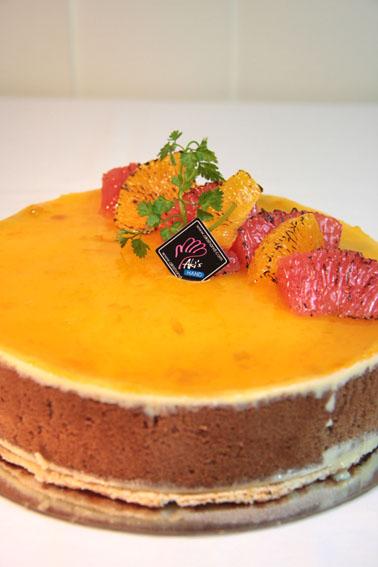 Buy Orange & Double Chocolate Mousse