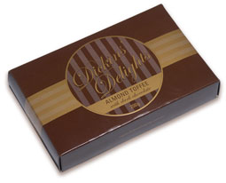 Buy Almond Toffee with Dark Chocolate