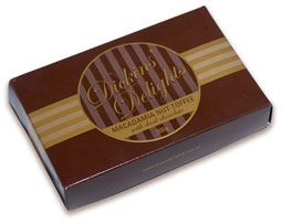 Buy Macadamia Nut Toffee with Dark Chocolate