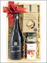 Buy Gourmet Red Wine Hamper