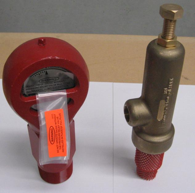 Buy Boart Longyear 1100 PSI presure relief valve 3546492