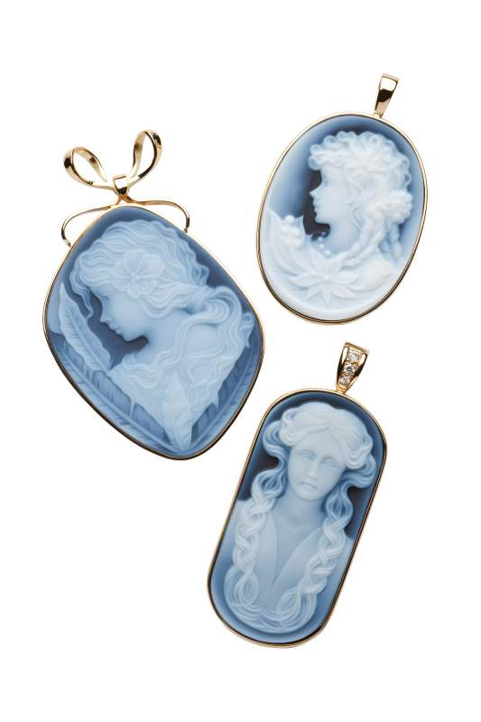 Buy Agate Cameos jewellery
